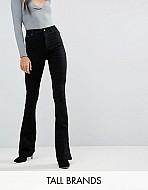jean large noir